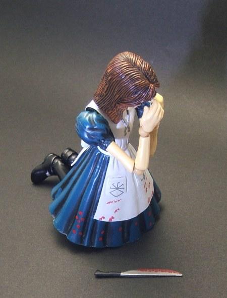 泣いちゃうアリス