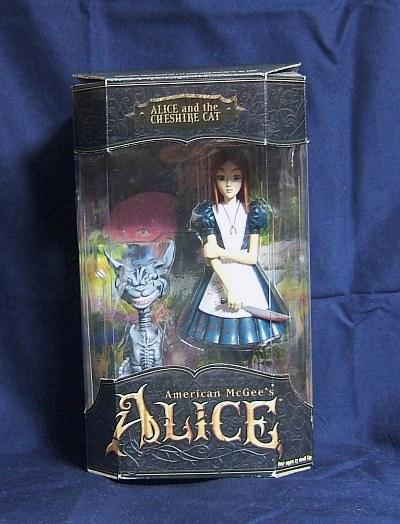 アリスとチェシャ猫:シリーズ1