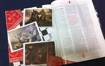 GamePro9月号Alice: Madness Returns特集2