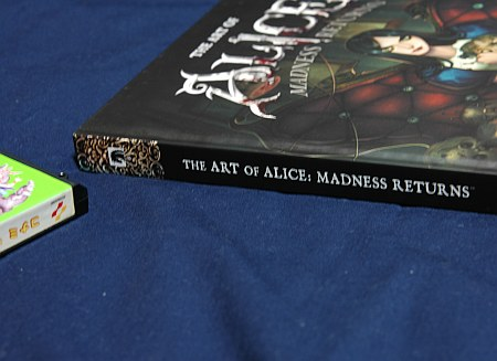 Art of Alice: Madness Returns厚み