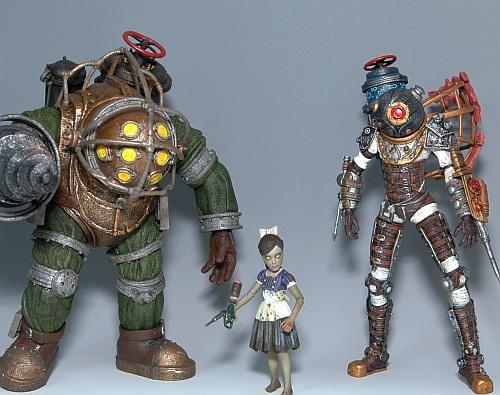 Bioshock家族