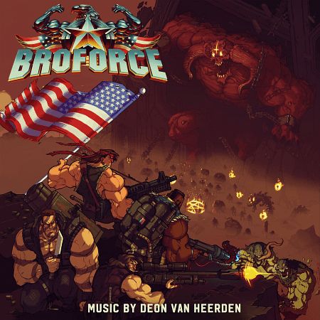 Broforce OST