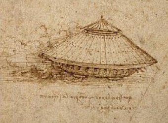レオナルド・ダ・ヴィンチ手稿の戦車