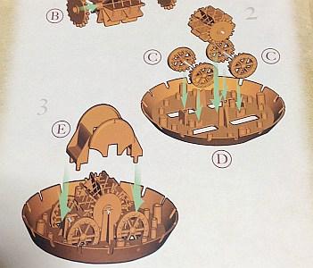 ダ・ヴィンチの戦車マニュアル