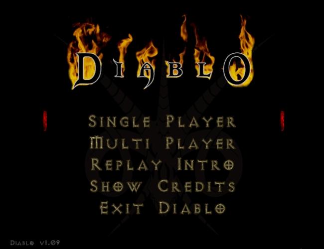初代Diablo