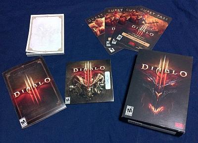 Diablo III パッケージ