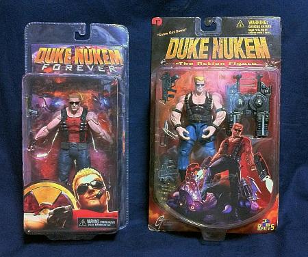 Duke Nukem 2人