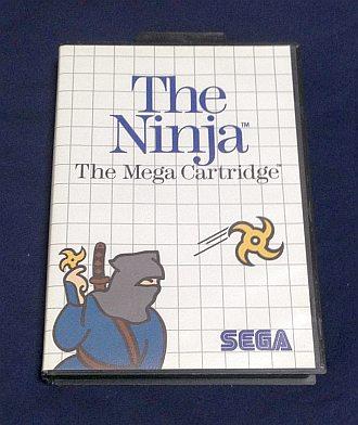 The Ninja マスターシステム