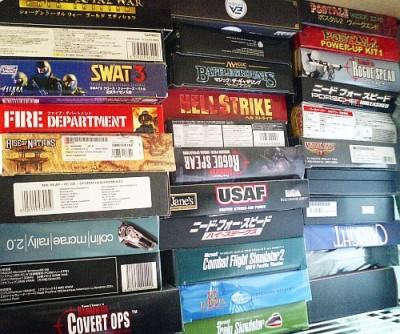 PCゲームの山その1