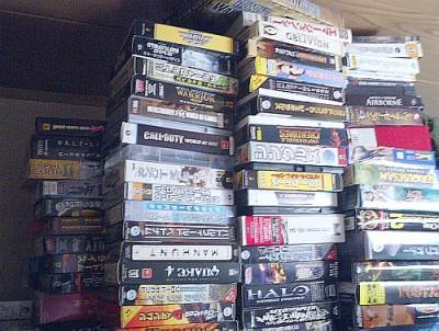 PCゲームの山その2