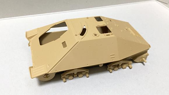 1/35 ヘッツァー 中期生産型