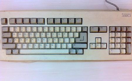 Amigaキーボード