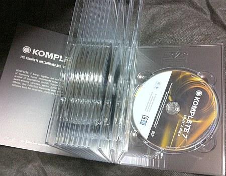 KOMPLETE7