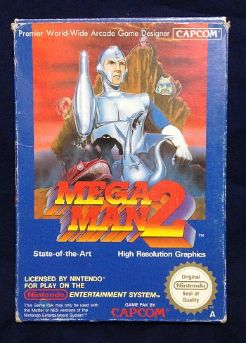PAL版megaman2