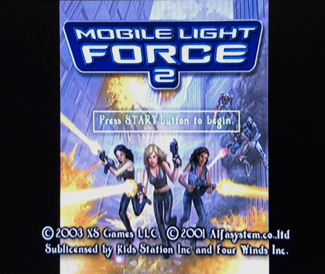 Mobile Light Force