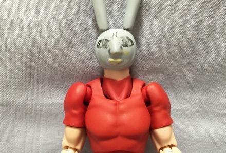 ウサギンジャー