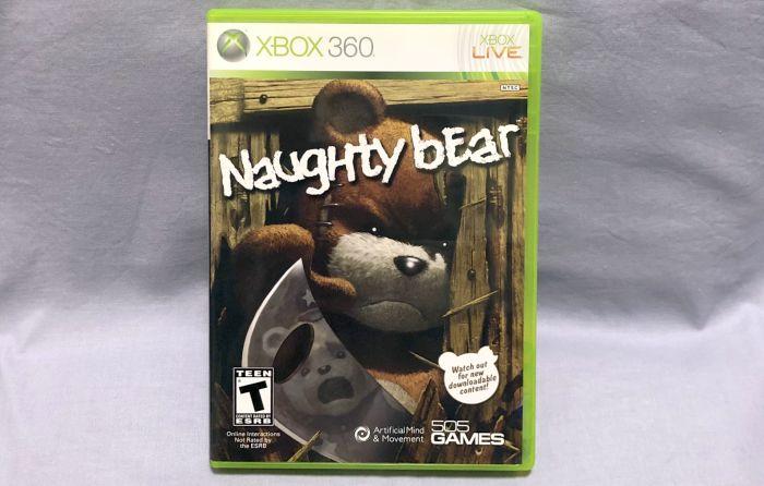 NaughtyBear Xbox360版