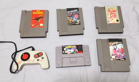 NES(海外ファミコン)ソフト