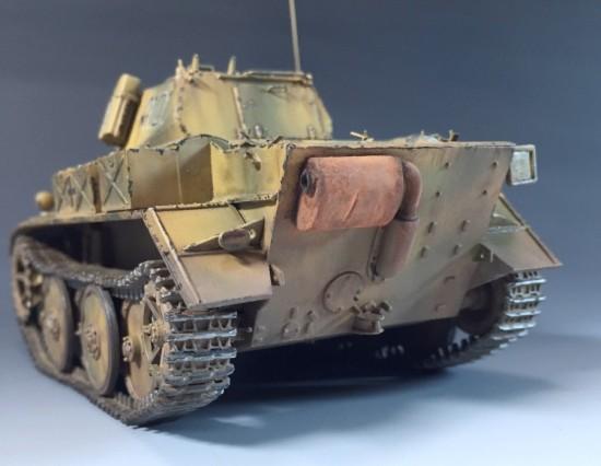 II号戦車L型 ルクス