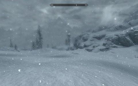 skyrim猛吹雪