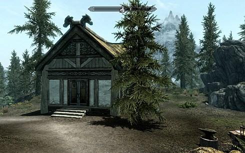 レイクビュー邸小さな家完成