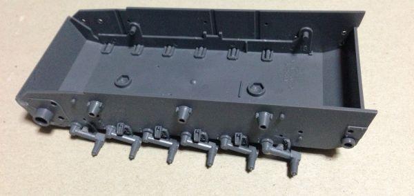 タミヤのIII号突撃砲B型