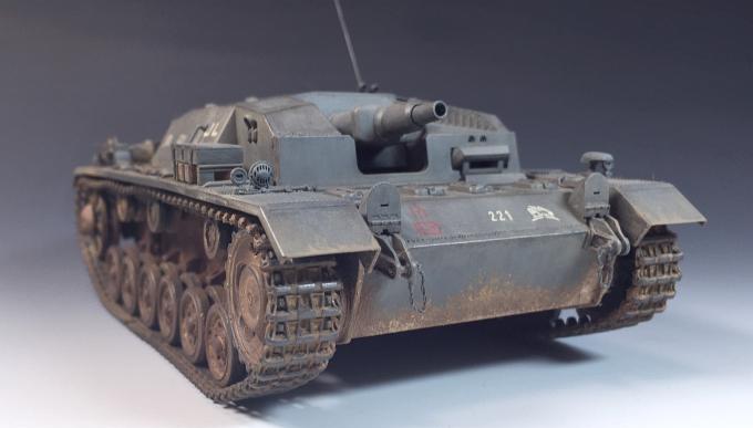 III号突撃砲B型