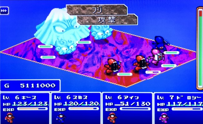 THE 登山RPG